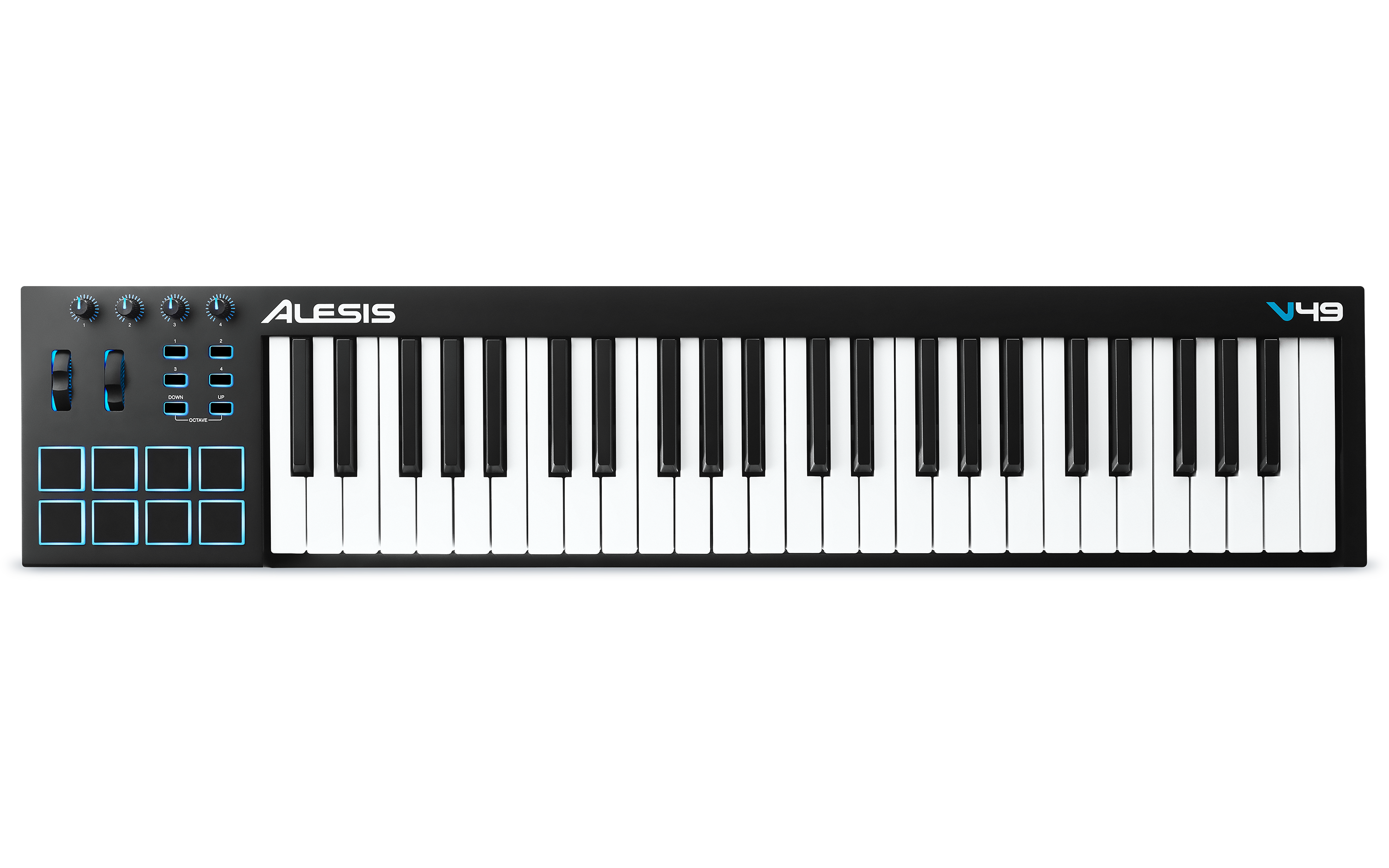 Alesis V49 Midi Keyboard Wiring Diagram Ortho Rgb