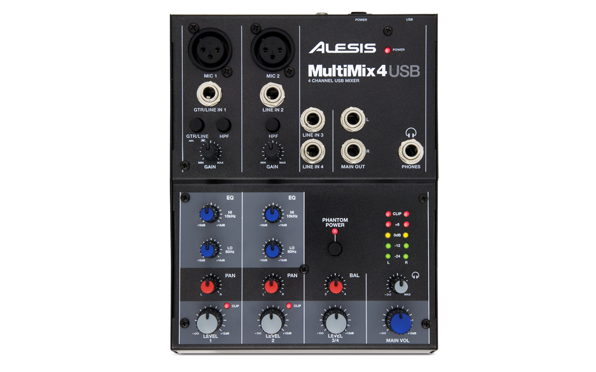 ALESIS MULTIMIX 4 USB ASIO WINDOWS 10 DRIVERS DOWNLOAD