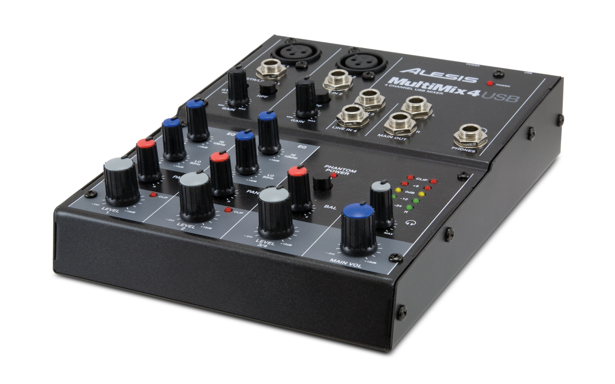 MultiMix 4 USB