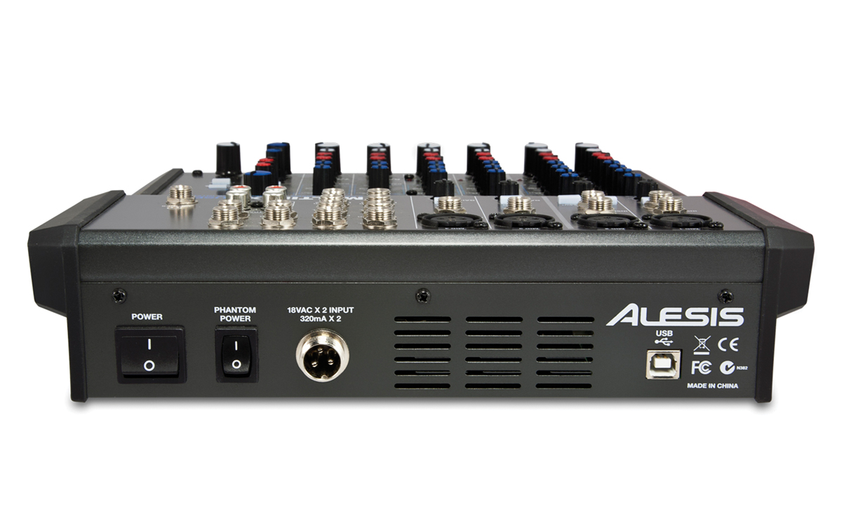DRIVERS FOR ALESIS MULTIMIX USB 2.0