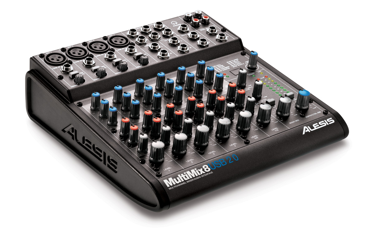 DRIVERS UPDATE: ALESIS MULTIMIX 8 USB ASIO