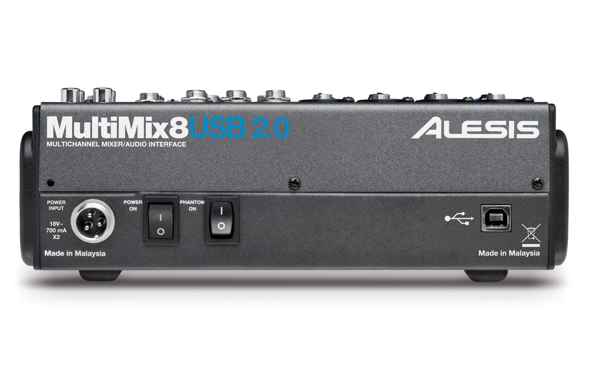 Alesis MultiMix USB 2.0 Drivers Update