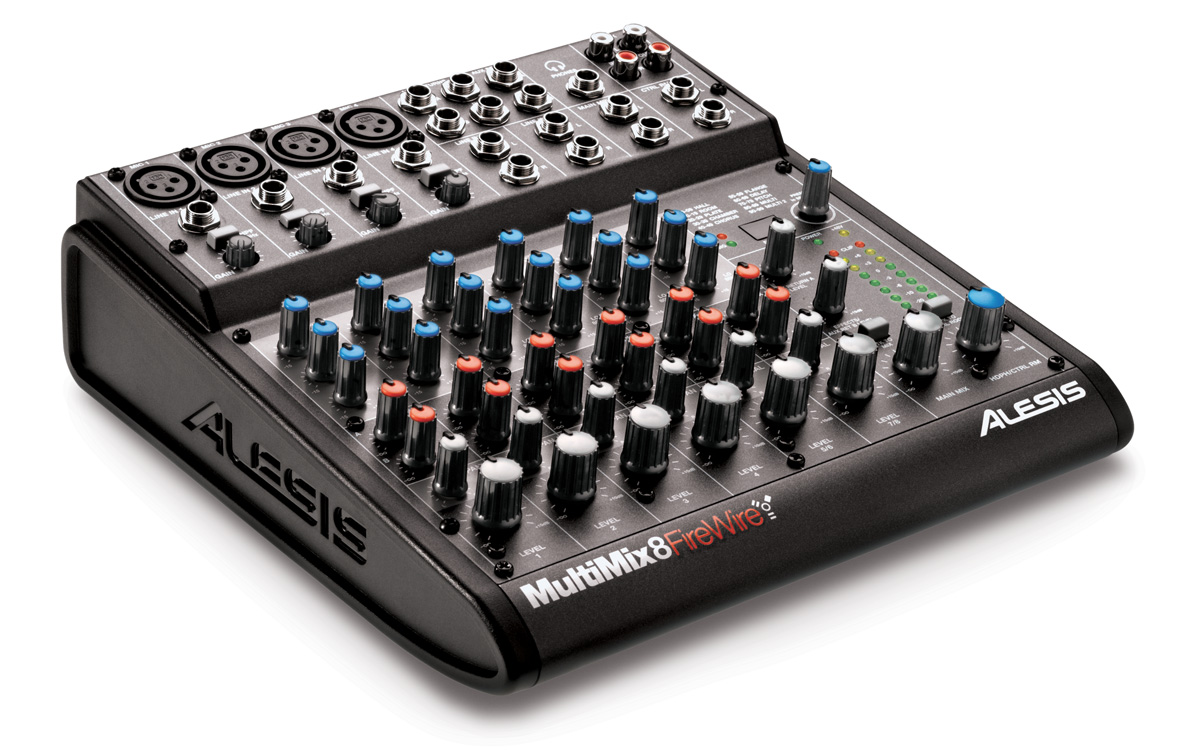 ALESIS FIREWIRE MULTIMIX DRIVERS FOR MAC