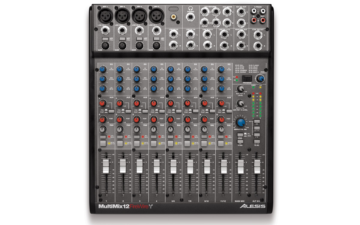 ALESIS MULTIMIX 12 USB WINDOWS 7 X64 DRIVER DOWNLOAD