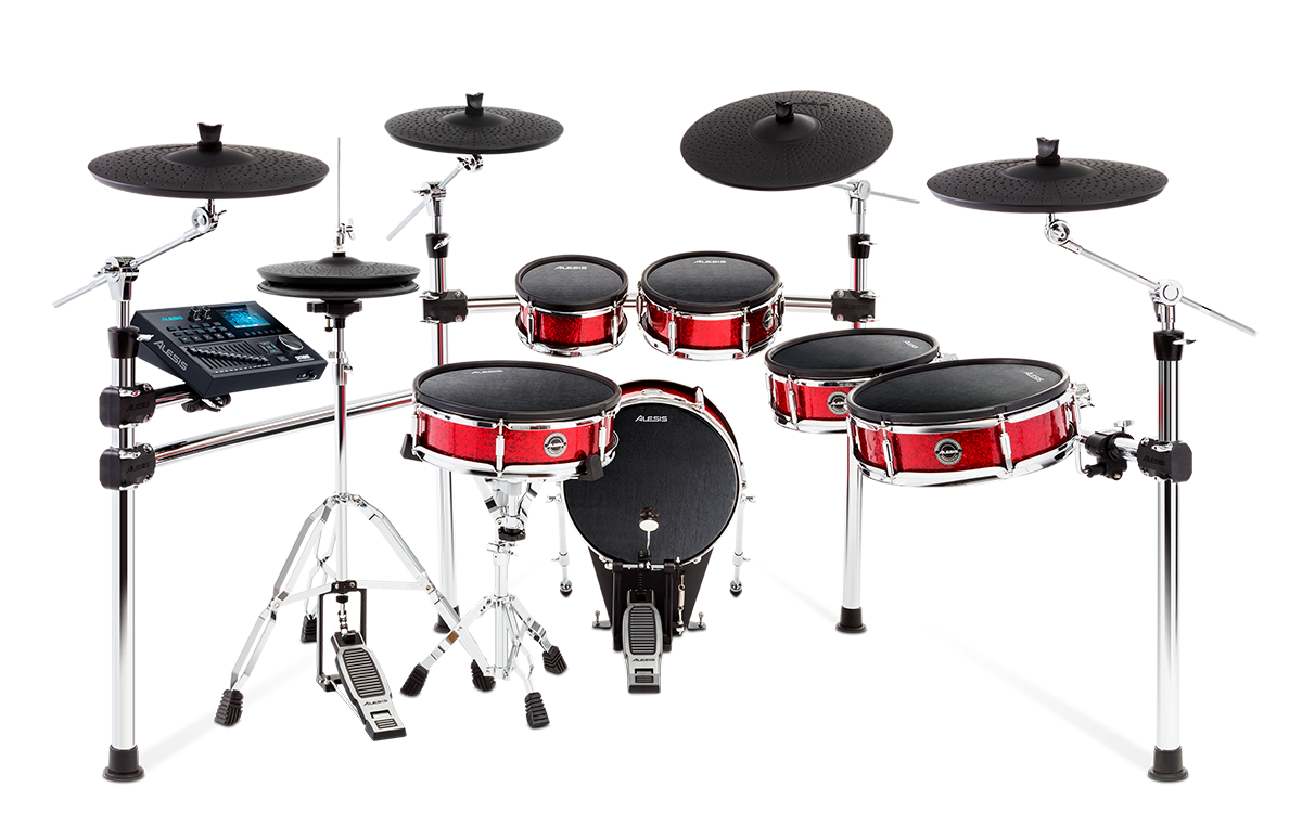 Alesis Strike Pro Kit Snare Drum Diagram Images