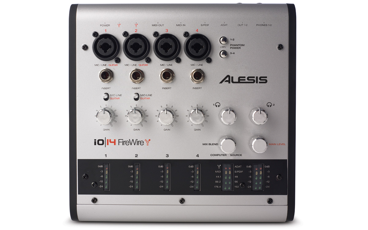 DRIVERS ALESIS FIREWIRE AUDIO