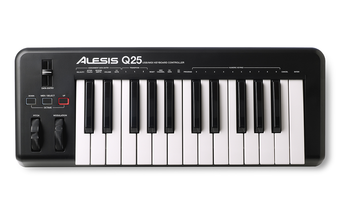 ALESIS Q25 DRIVERS WINDOWS 7 (2019)