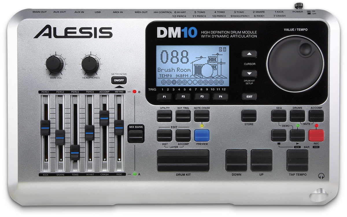 ALESIS DM10 MIDI WINDOWS VISTA DRIVER