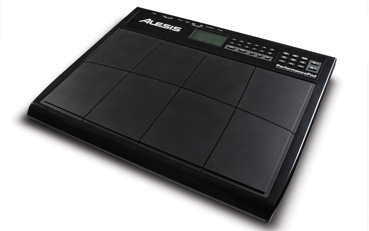 ALESIS CONTROL PAD WINDOWS 10 DRIVERS DOWNLOAD