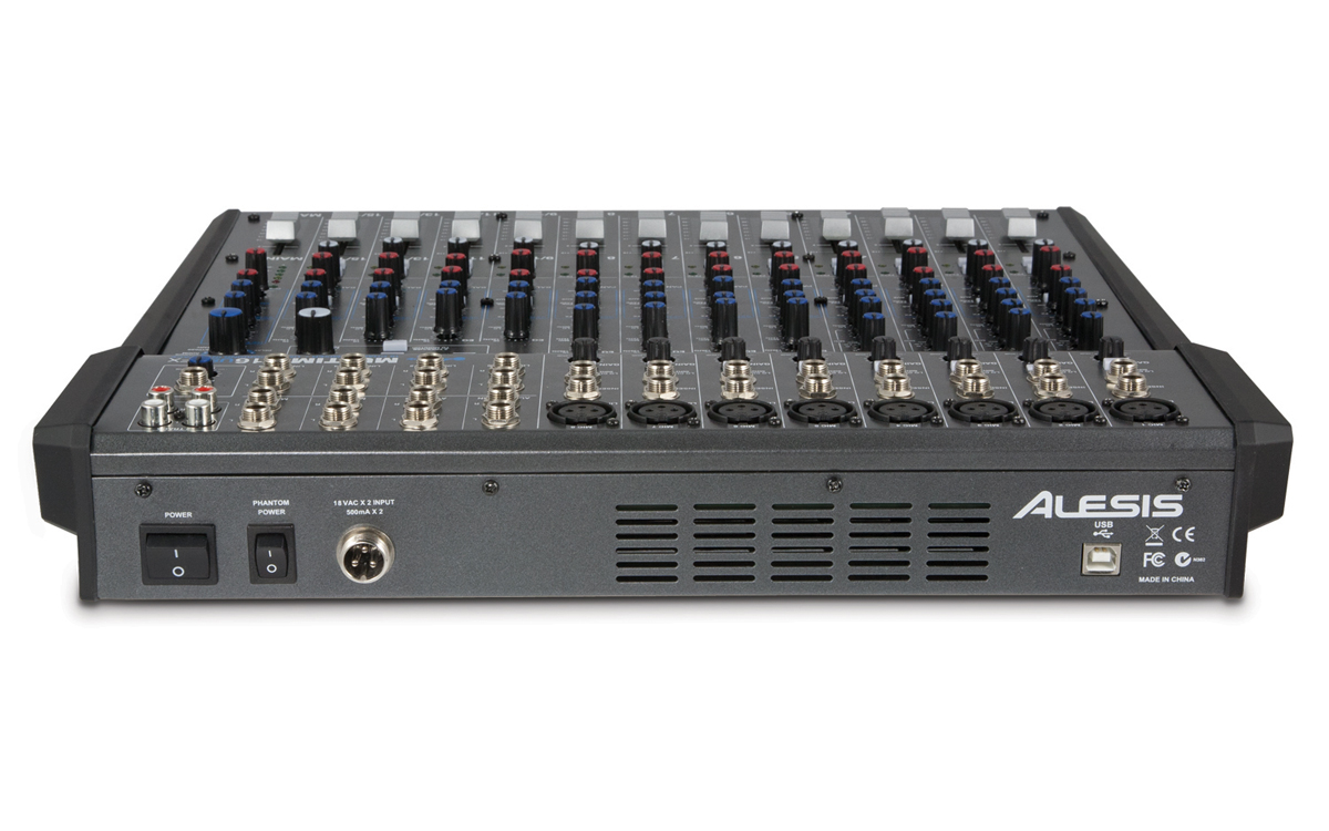 NEW DRIVERS: MULTIMIX 16 FIREWIRE ALESIS