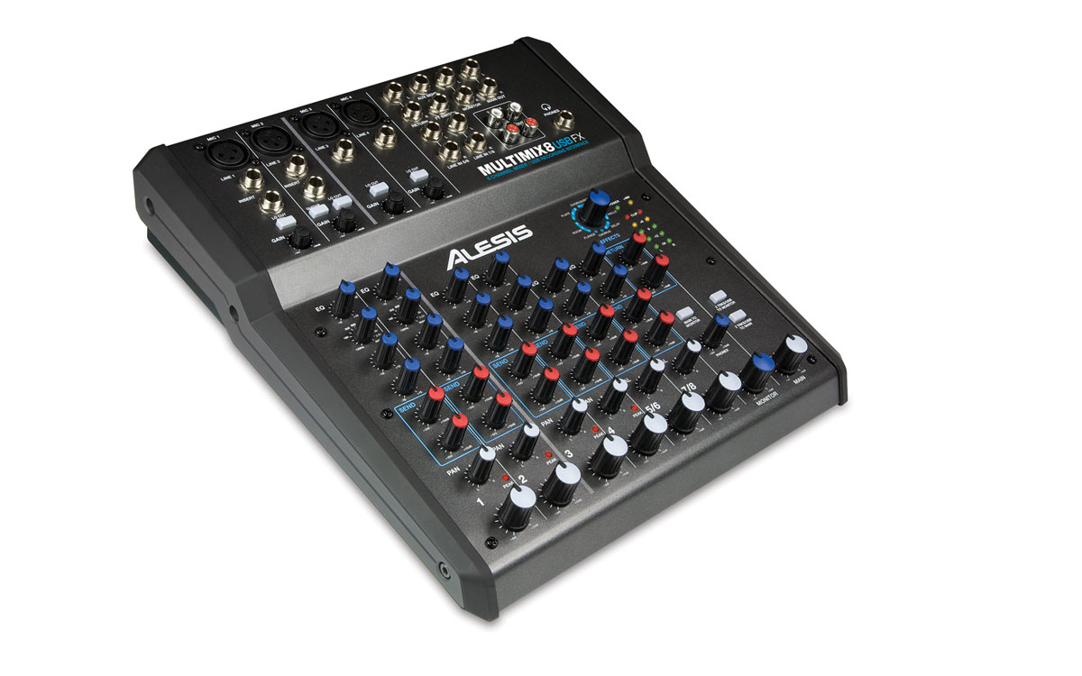 Surprising Alesis Multimix 8 Usb Fx Wiring Cloud Hisonuggs Outletorg