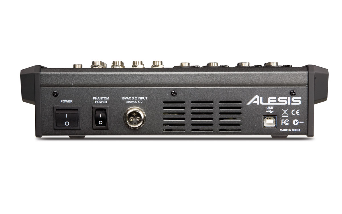 ALESIS MULTIMIX USB 8 TELECHARGER PILOTE