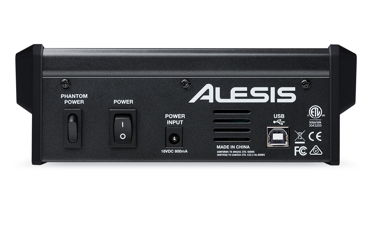 Alesis Multimix 4 Usb Fx Interface