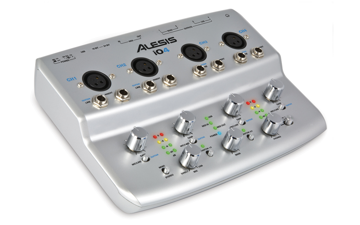 ALESIS IO4 ASIO DRIVER FOR WINDOWS 7