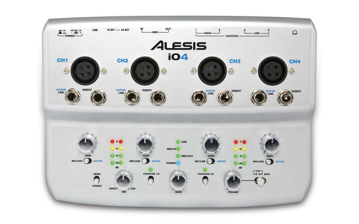 DRIVERS FOR ALESIS IO 26 SNOW LEOPARD