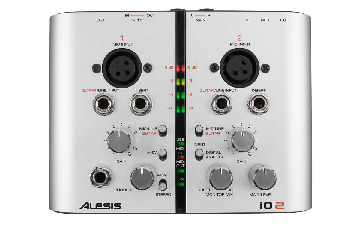 ALESIS IO2 ASIO DRIVER FOR WINDOWS 8
